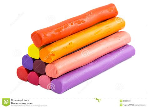 colorful clay plasticine stock photo image 37902950