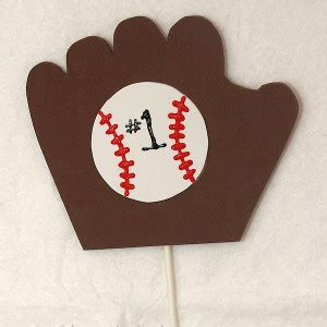 sports crafts for 1 baseball fan sports craft allfreekidscrafts