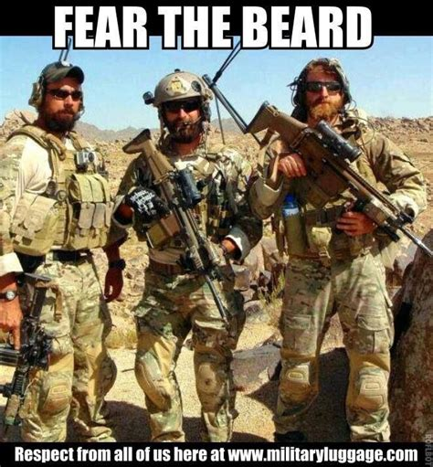 Special Forces Meme - combat beard military humor funny doblelol com