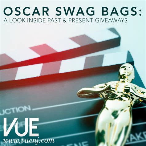 Upcoming Oscar Swag Events by Oscar Swag Bags A Look Inside Past Present Giveaways
