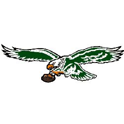 philadelphia eagles primary logo