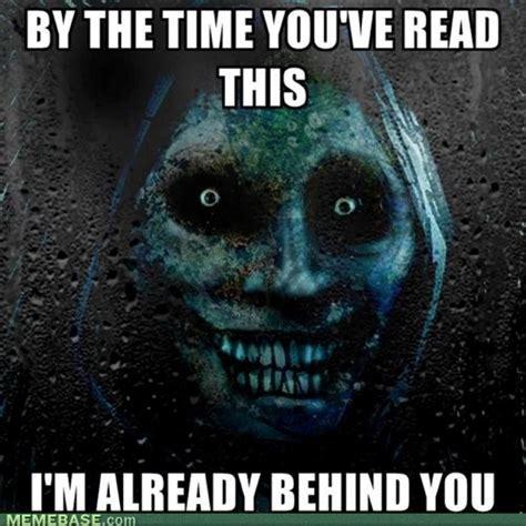 Funny Scary Memes - funny creepy jun 19 5 scary funny horror facebook