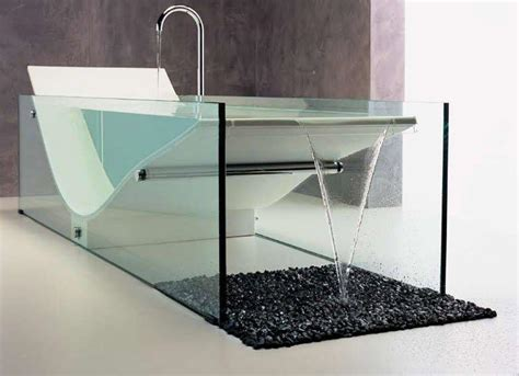 Bathtub Glass by Nottingham Bespoke Glass Gallery Categories Glass Baths