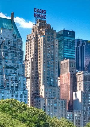 essex house nyc the jumeirah essex house 160 central park south new york ny 10019