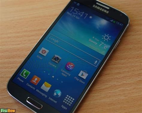 reset your samsung s4 clean data from samsung galaxy s4 by reset visihow