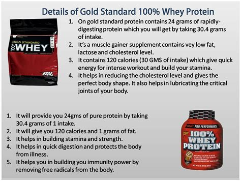 protein uses gold standard whey protein side effects 5 ingredient