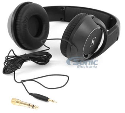 Headphone Sennheiser Hd 429 sennheiser hd 429 ear closed back headphones hd429