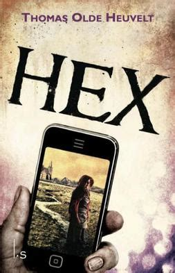 Pdf Hex Olde Heuvelt Two Endings hex 2013 novel