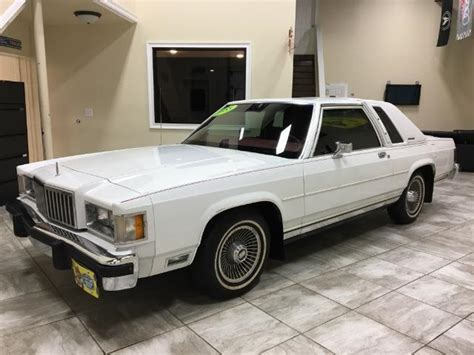 automobile air conditioning service 1985 mercury grand marquis regenerative braking 1985 mercury grand marquis classic cars for sale used cars on buysellsearch