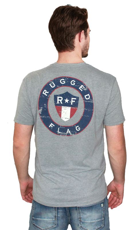 Original Branded T Shirt Hm the original rugged flag t shirt