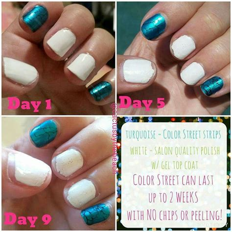color my nails salon my own personal results with color nail