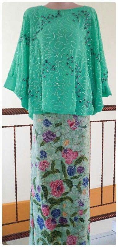 Kebaya Setelan Batwing White 1000 Images About Fashion Inspiration Kebaya Baju
