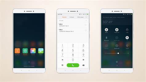 themes for xiaomi mi 4 download the two new xiaomi mi max themes download links