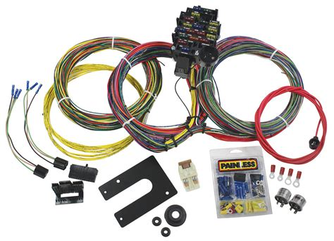 painless performance 1964 68 gto wiring harness 28 circuit