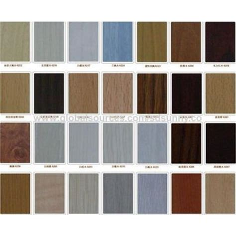 hpl decorative high pressure laminate for wooden grain