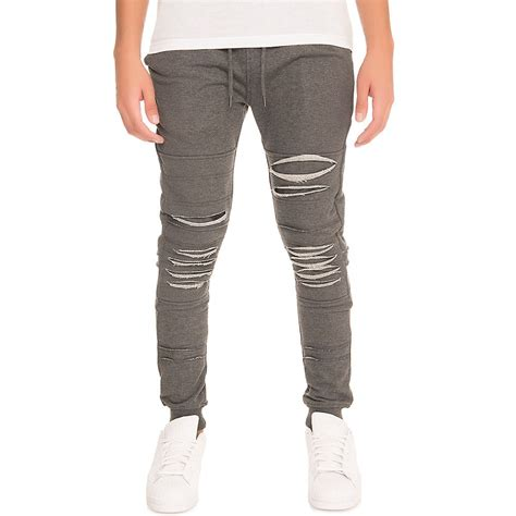 Ripped Jogger s ripped joggers