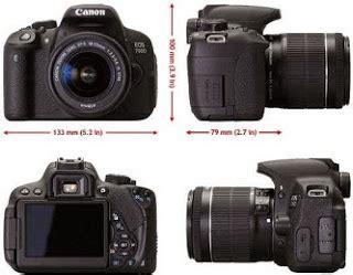 Kamera Canon 600d Dan 700d harga kamera dslr canon eos 700d januari 2015 harga jual