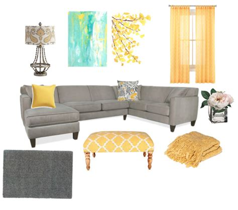 Mustard Yellow And Gray Living Room Turquoise And Mustard Living Room Peenmedia