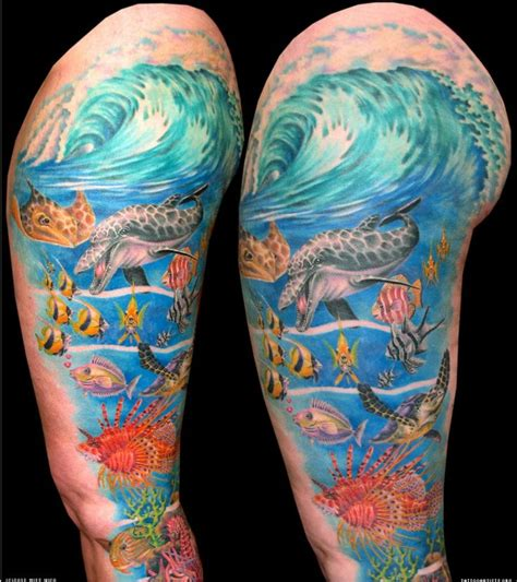 underwater scene tattoo designs 17 best images about if i get a on