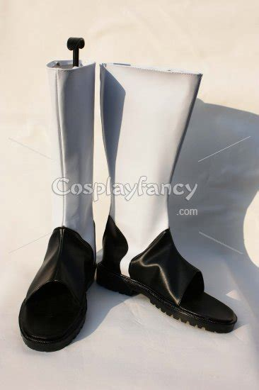 Masashi Black Shoes akatsuki uchiha itachi boots nc098 us 49 99