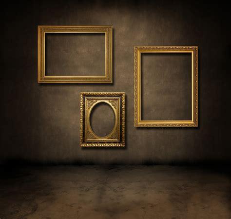Wand Mit Fotos by 欧式高贵相框图片 相框边框 高清图片下载 三联