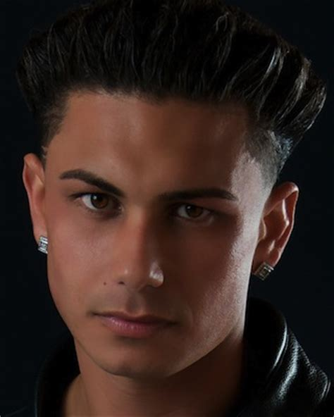 pauly d hairstyle fade haircut for high low temple and top the