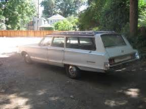 Chrysler Station Wagon For Sale 1965 Chrysler New Yorker Station Wagon For Sale Photos