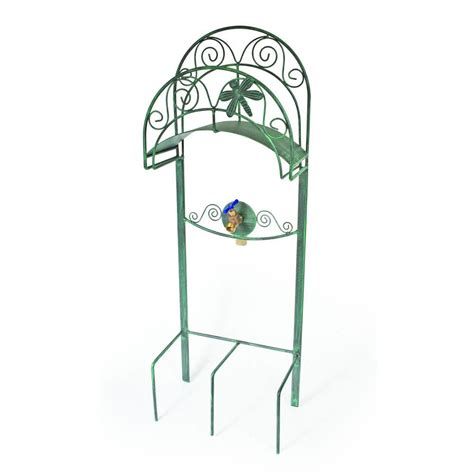 Garden Hose Stand by Liberty Garden Dragonfly Hose Stand 642 The Home Depot