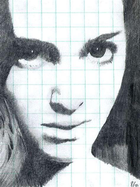 Pencil Sketch Artist Drawing