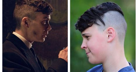 how to cut a thomas shelby haircut boy 12 removed from class and given detention for his