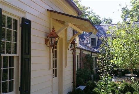side door awning side door awnings add charm rice windows doors