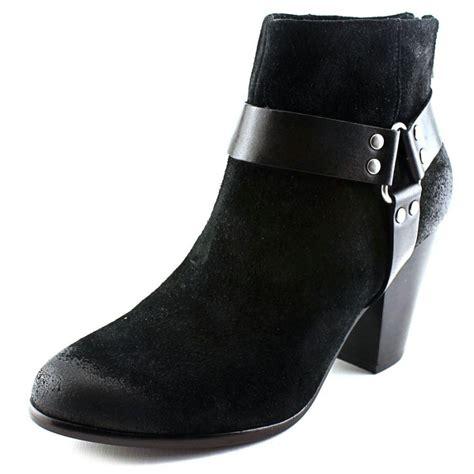 ash ash quartz leather black ankle boot boots