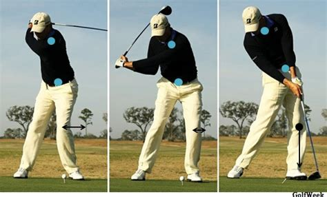 weight on front foot in golf swing transferring weight to the front foot