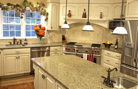 Different Of Countertops For Kitchen Different Types Of Countertops For Your Kitchen Kitchen Clan