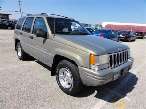 1998 Jeep Specs 1998 Jeep Grand Laredo 4x4 Data Info And Specs