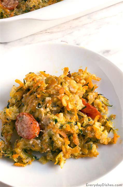 garden vegetable rice garden vegetable and brown rice casserole recipe