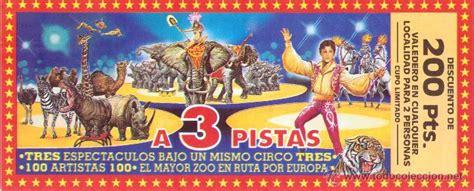 entradas de circo valencia entrada de circo grandioso circo europa valen comprar