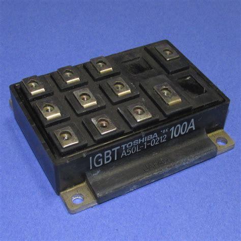 igbt transistor tester toshiba igbt 100a transistor module a50l 1 0212 kjs ebay