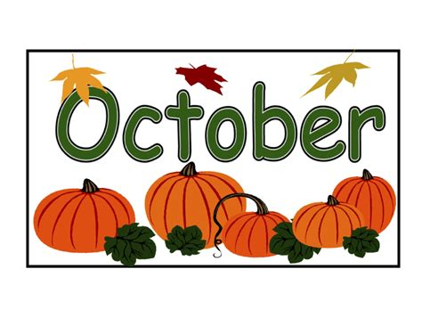 october 2017 monthly weekly and food celebrations