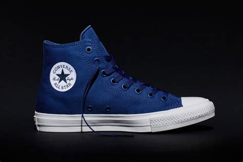 All Converse Ct2 Premium All White Hi meet the chuck ii the new converse all design
