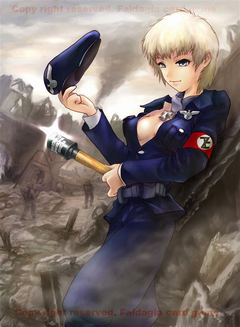 anime nazi girl wallpaper pin anime nazi girl wallpaper wallnest on pinterest