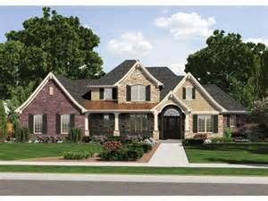 French European House Plans European French Country House Plan With 2776 Square Feet