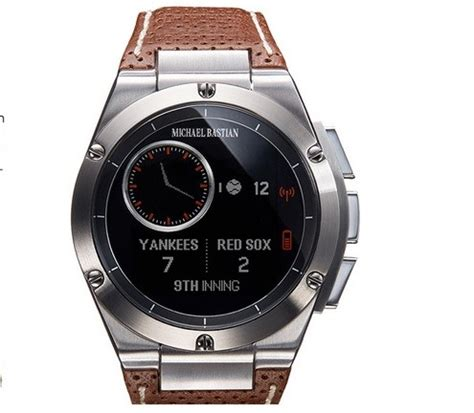 Hp Samsung Smartwatch hp s luxury smartwatch goes on sale november 7 to compete with apple samsung gear s
