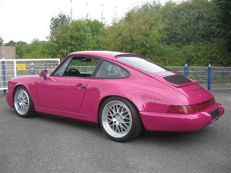 pink porsche 911 pink porsche 964 porsche turbo pinterest porsche 964