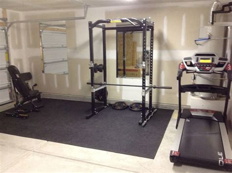 inspirational garage gyms ideas gallery pg 8 garage gyms