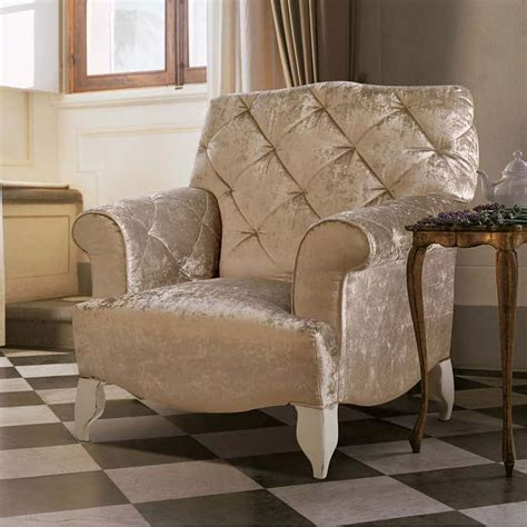 le poltrone classiche di danti divani