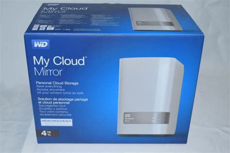 My Digital 2 by Western Digital My Cloud Mirror 2 Review