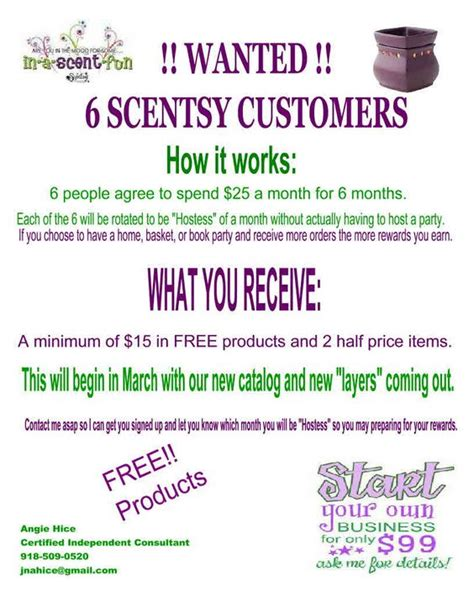 Home Business Ideas Like Scentsy Rewards For Hosting Ideas Scentsy Consultant