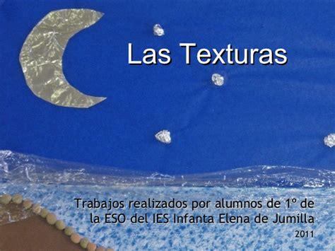 imagenes sensoriales tactiles ejemplos trabajos con texturas visuales y t 225 ctiles