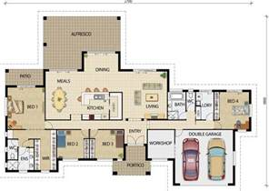 home design floor plans acreage designs house plans queensland